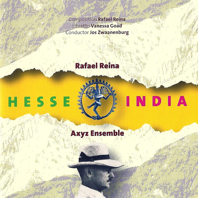 HesseIndia by Axyz Ensemble